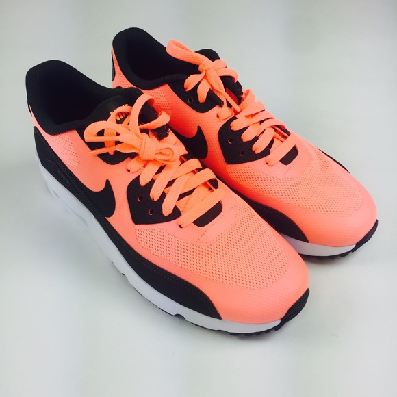 7d5a64ee386c3 Nike Air Max 90 Ultra 2 lava glow shoe 7Y or W 8.5